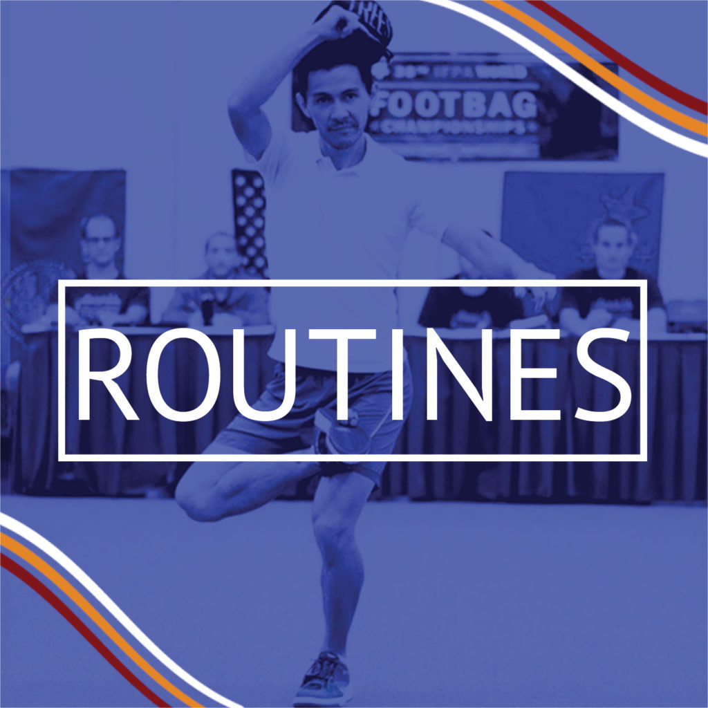Link to Routines results page