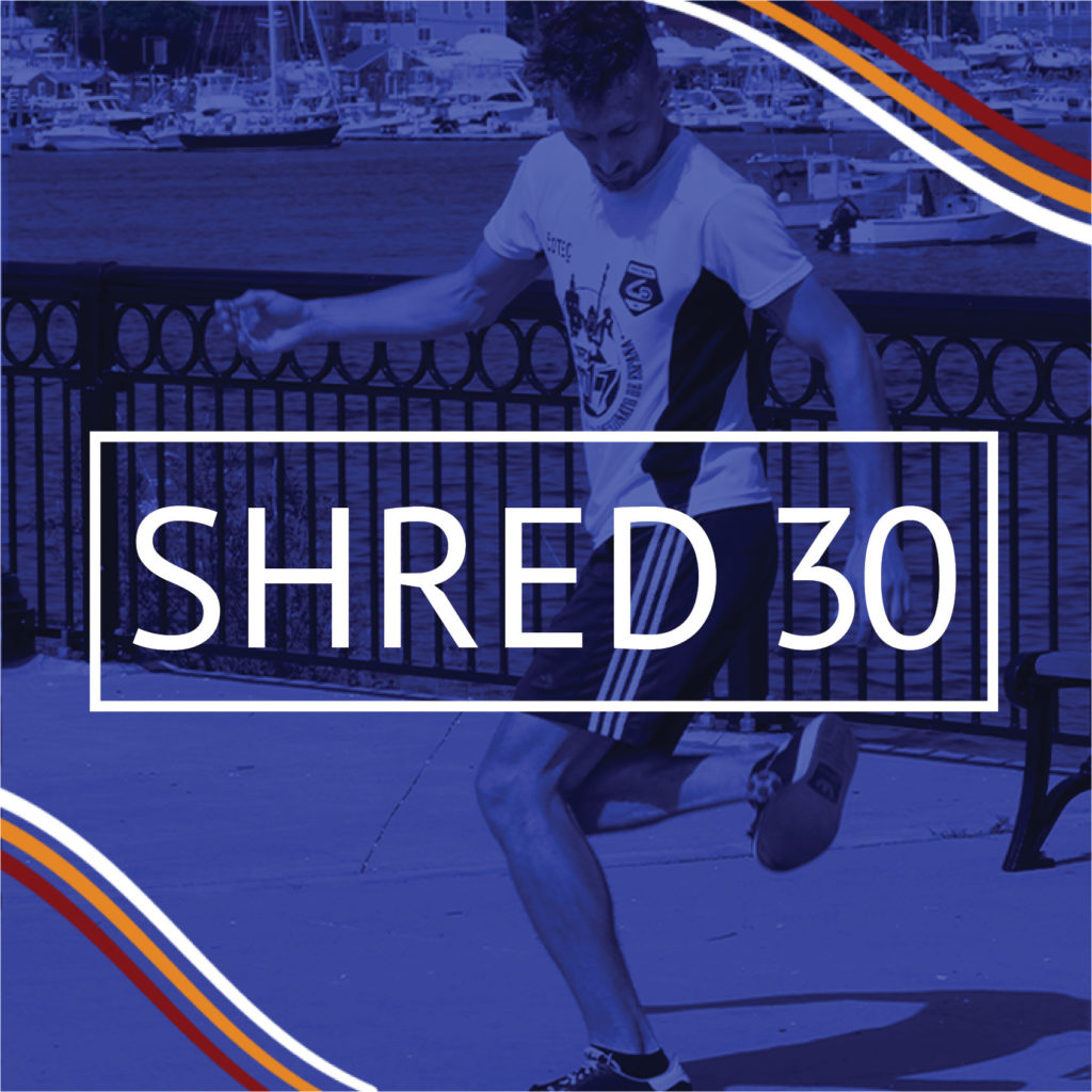 Link to Shred 30 results page