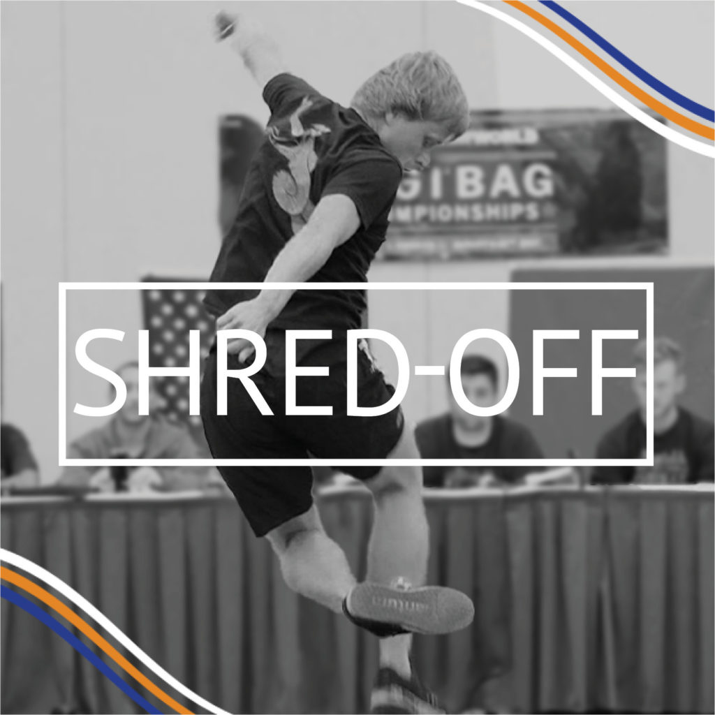 Link to Shred-off results page